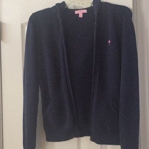 Lilly Pulitzer sip up Jacket blue